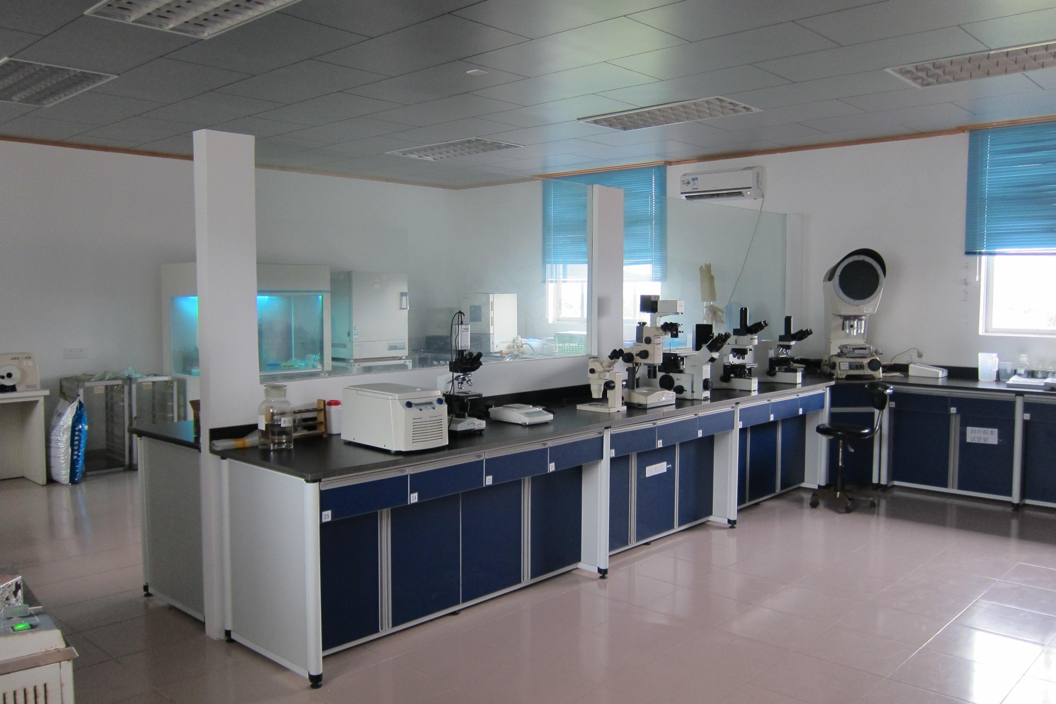 海洋渔业试验中心-