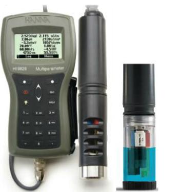 HI98293便携式多参数水质测定仪