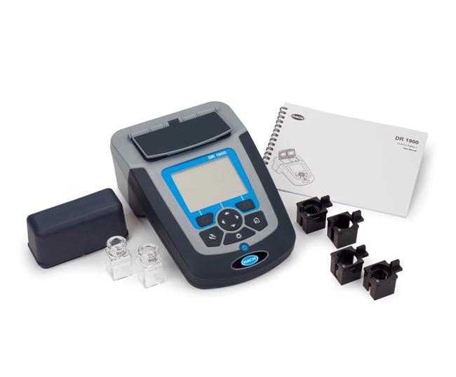 DR1900便携式多参数分光光度计