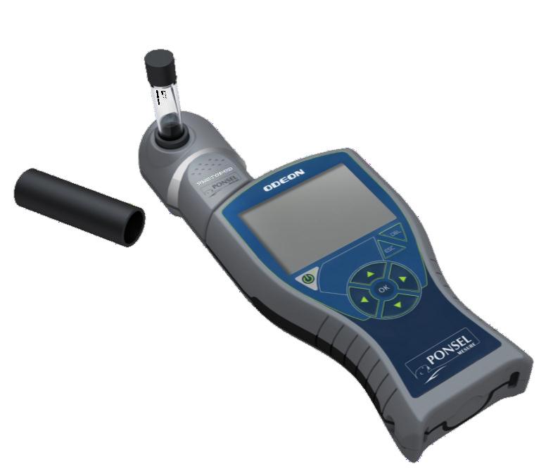 便携式多参数水质分析仪(光度计和电化学一体)